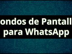 fondos de pantalla para WhatsApp