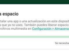 Por qué no puedo descargar WhatsApp e instalarlo