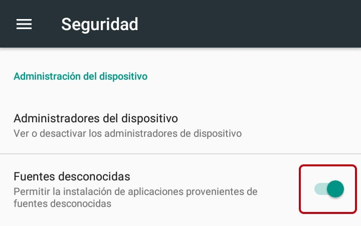Instalar WhatsApp sin Play Store
