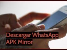 Descargar WhatsApp desde APK Mirror
