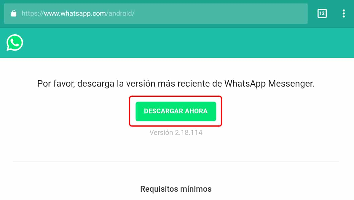 Cómo descargar WhatsApp para Tablet