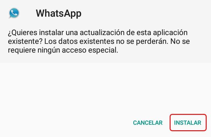 Descargar WhatsApp Plus 6.40 APK (última versión 2018)