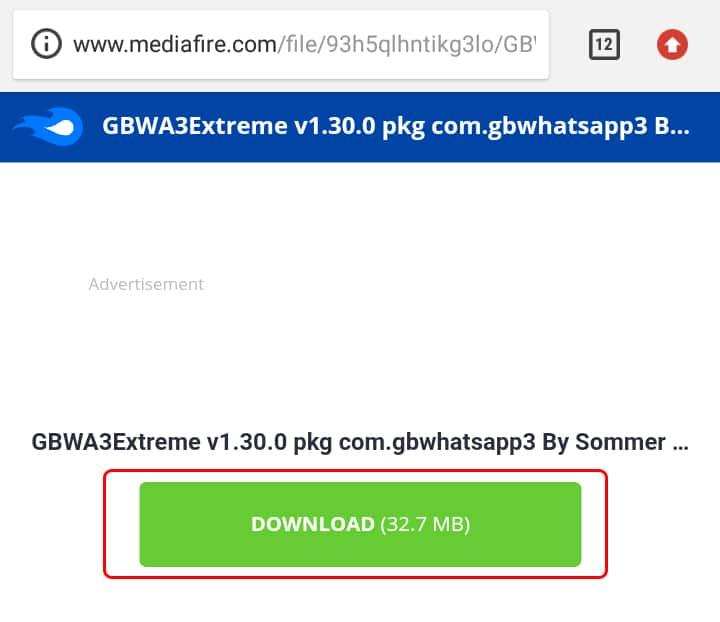 Cómo descargar GBWhatsApp Extreme V1.30 (2018)