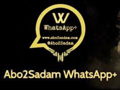 Abo2Sadam WhatsApp Plus