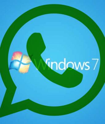 WhatsApp para Windows 7