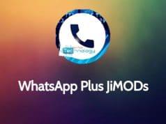 WhatsApp Plus Jimods logo